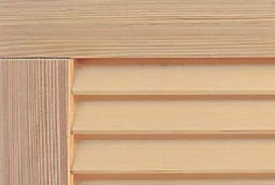 Holz-Fensterladen